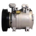 compresor de aire acondicionado de autos. zexel dkv 14c compresor de aire acondicionado autos r